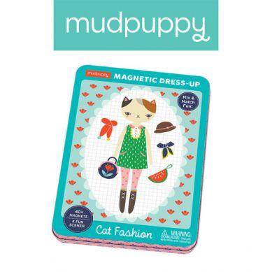 Mudpuppy - Magnetyczne Postacie Kocie Modelki