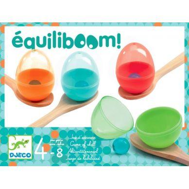 Djeco - Gra Zręcznościowa Equiliboom
