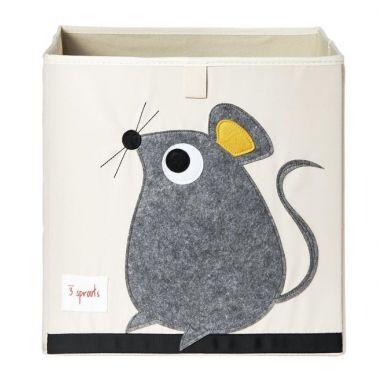 3 Sprouts - Pudełko na Zabawki Myszka
