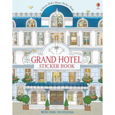 Wydawnictwo Usborne Publishing - Grand Hotel Dolls House Sticker