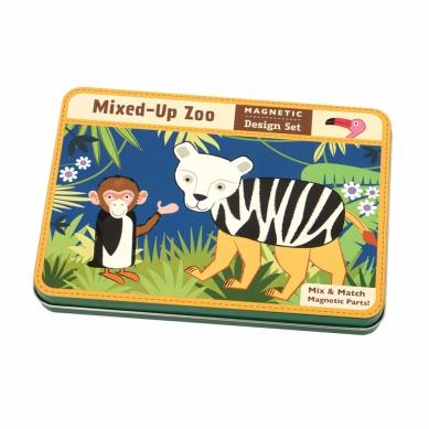 Mudpuppy - Magnetyczne Konstrukcje Zwierzęta w ZOO