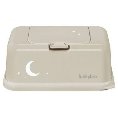 Funkybox - Pojemnik na Chusteczki Sand Moon