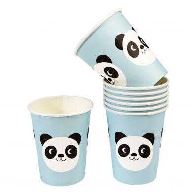 Rex - Zestaw Kubeczków Urodzinowych Miko the Panda