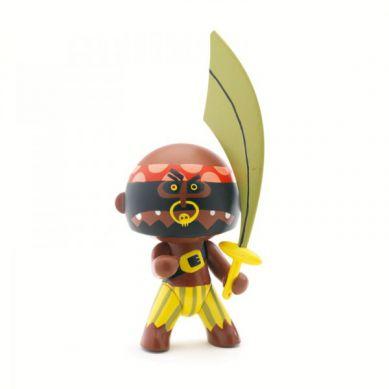 Djeco - Figurka Pirat Nelson