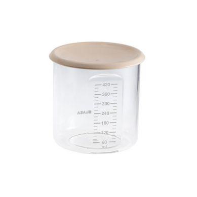 Beaba - Słoiczek z Hermetycznym Zamknięciem 240 ml Nude