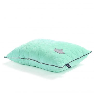 La Millou - Poduszka Big Pillow Velvet Collection Mint