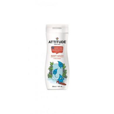 Attitude - Żel pod Prysznic dla Dzieci Musująca Zabawa 355 ml