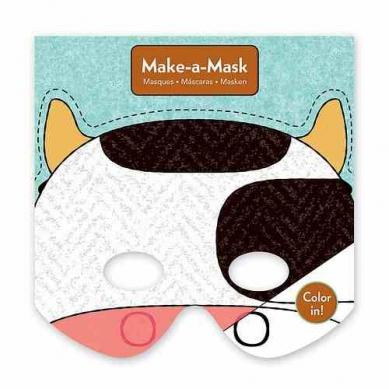 Mudpuppy Maski Zwierzęta
