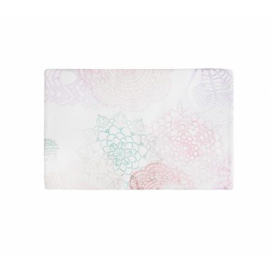 Lullalove - Poduszeczka Bambusowa 30x20 cm Boho Pink