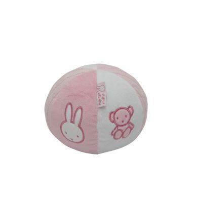 Tiamo - Miękka Piłeczka Miffy Różowa
