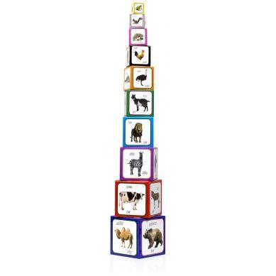 Piramida Zabaw - Zwierzęta 1+