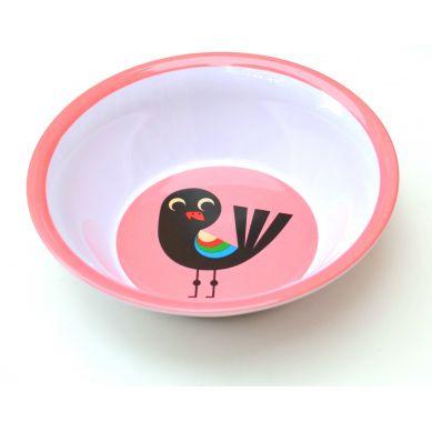 OMM Design - Miseczka Ptaszek z Różowym