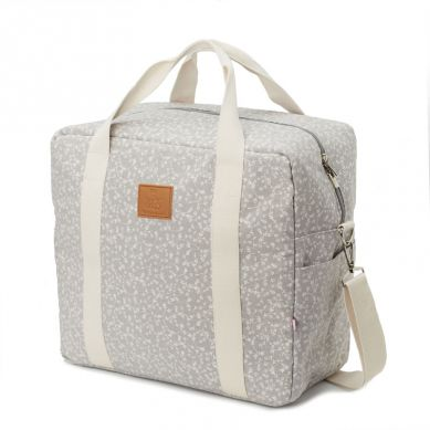 My Bag's - Torba Family Bag My Liberty Flowers Light Grey