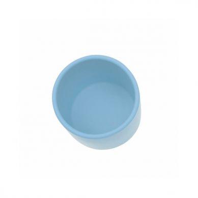 We Might Be Tiny - Silikonowy Kubek Powder Blue