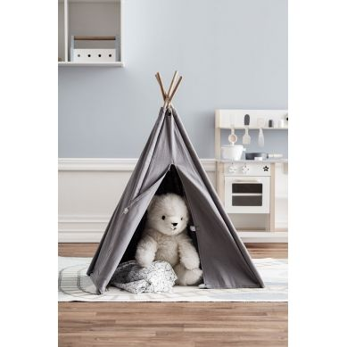 Kids Concept - Namiot Tipi Mini Grey