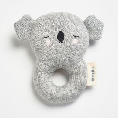 Bim Bla - Miękka Grzechotka  Baby Koala 0m+