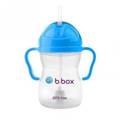 B.Box - Innowacyjny Kubek Niekapek Neon Kobaltowy