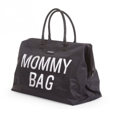 Childhome - Torba Podróżna Mommy Bag Czarna