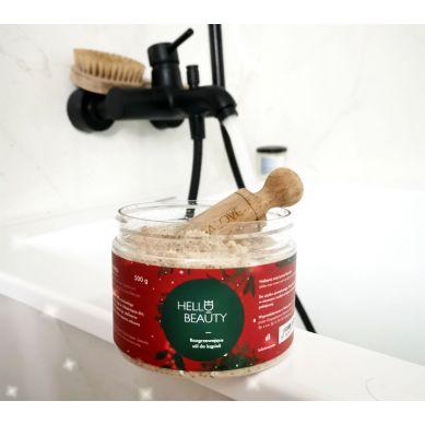 Lullalove - Rozgrzewająca Sól do Kąpieli