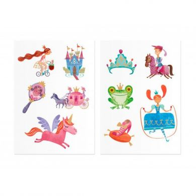 Londji - Tatuaże dla Dzieci Princessa