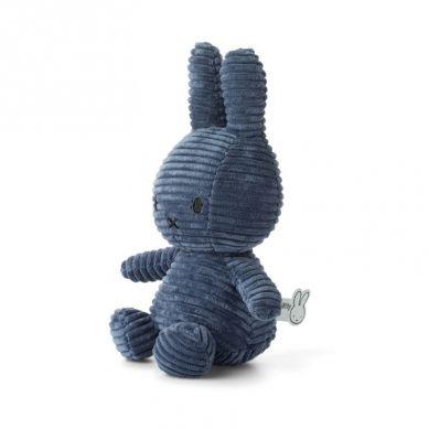 Miffy - Przytulanka Miffy Corduroy Blue 23cm
