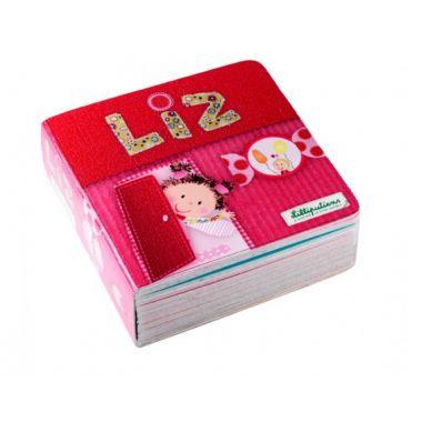 Lilliputiens Książeczka o Biedronce Liz
