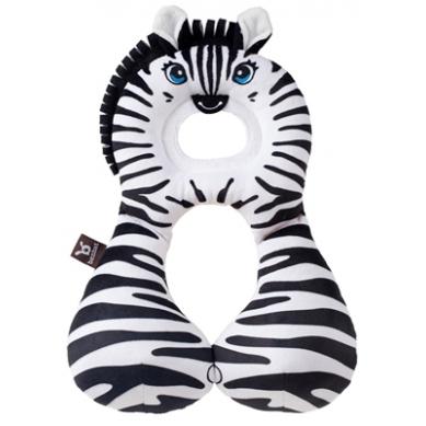 Benbat - Zagłówek Travel Friends 1-4 Zebra