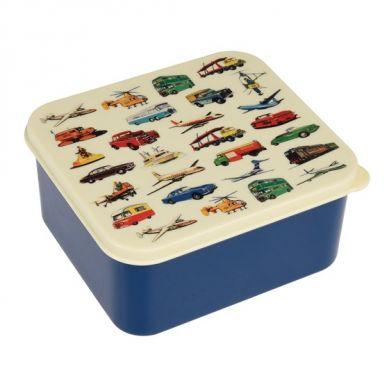 Rex - Lunchbox Blue Vintage Transport