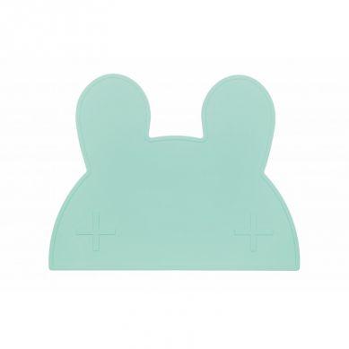 We Might Be Tiny -Silikonowa Podkładka Króliczek Mint Green