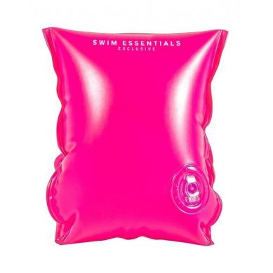 The Swim Essentials - Rękawki do Pływania 0-2 lat Neonowy Róż