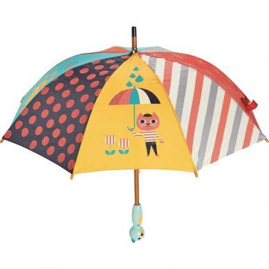 Vilac - Parasolka Drewniana dla Dzieci Miś by Ingela P. Arrhenius