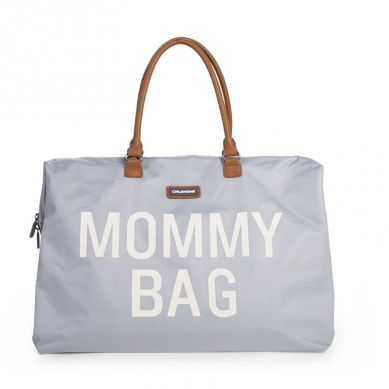 Childhome -Torba Podróżna Mommy Bag Szara