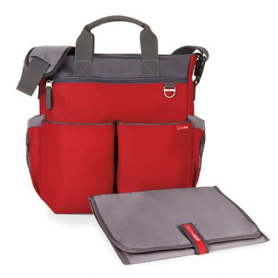 Skip Hop - Torba Duo Signature Red