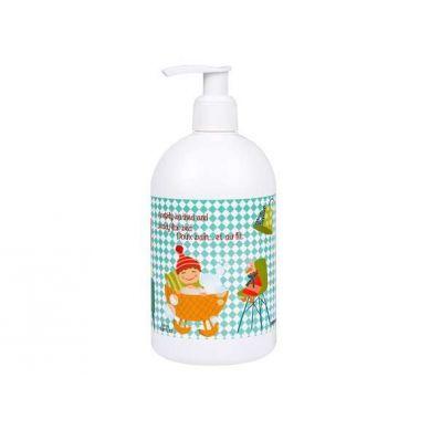 Bubble&CO - Organiczny Relaksujący Płyn do Kąpieli dla Dzieci 500 ml