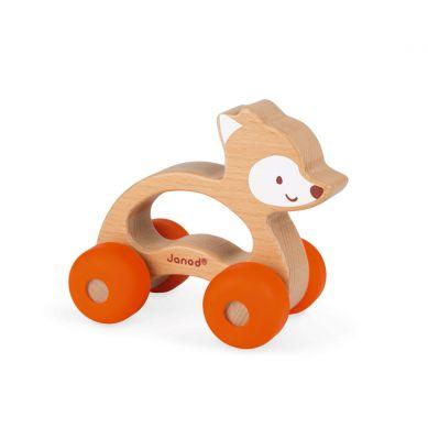 Janod - Lisek Pojazd Baby Pop