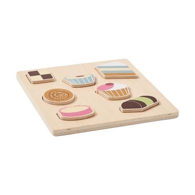 Kids Concept - Bistro Puzzle Ciasteczka