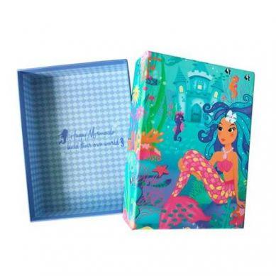 Box Candiy - Zestaw Kreatywny Terrarium Syrenka 6+