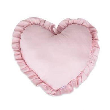Bonbonkids - Poduszka w Kształcie Serca Różowa