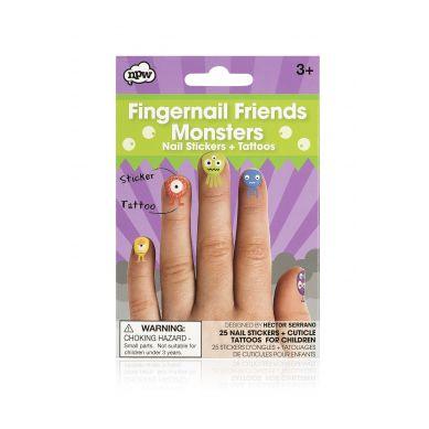 NPW ROW - Naklejki na Paznokcie Monster Cuticle