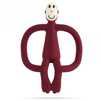 Matchstick Monkey - Gryzak Masujący ze Szczoteczką Claret