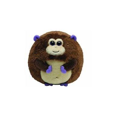 TY - Przytulanka Beanie Ballz Bananas Monkey