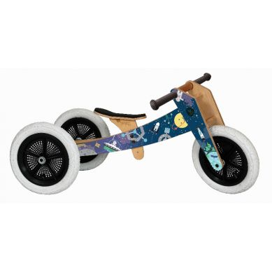 Wishbone Bike - Rowerek Biegowy Space 1+