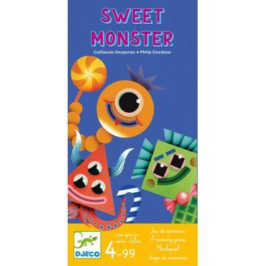 Djeco - Gra taktyczna Sweet monster 4+