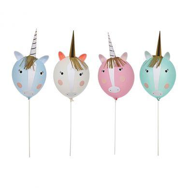 Meri Meri - Zestaw Balonów do Dekoracji Unicorn