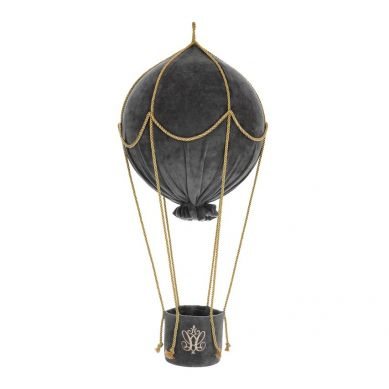 Caramella - Balon Dekoracyjny Anthracite Gloss Duży