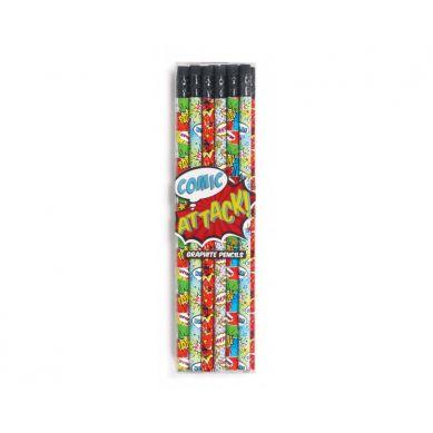 Ooly - Ołówki Komiks 3+