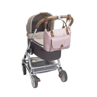 Babymel - Torba dla Mamy Jade Dusty Pink