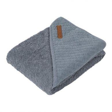 Little Dutch - Bawełniany Ręcznik Pure Blue