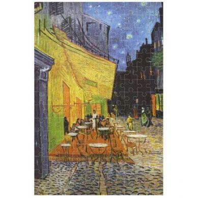 Londji - Puzzle Mikro Menzurka Terrace of a Cafe Van Gogh 5/8 lat