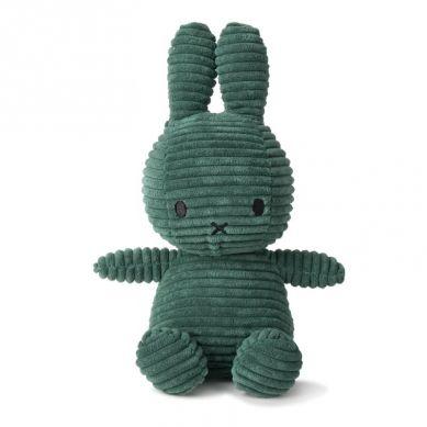 Miffy - Przytulanka Miffy Corduroy Forest Green 23cm